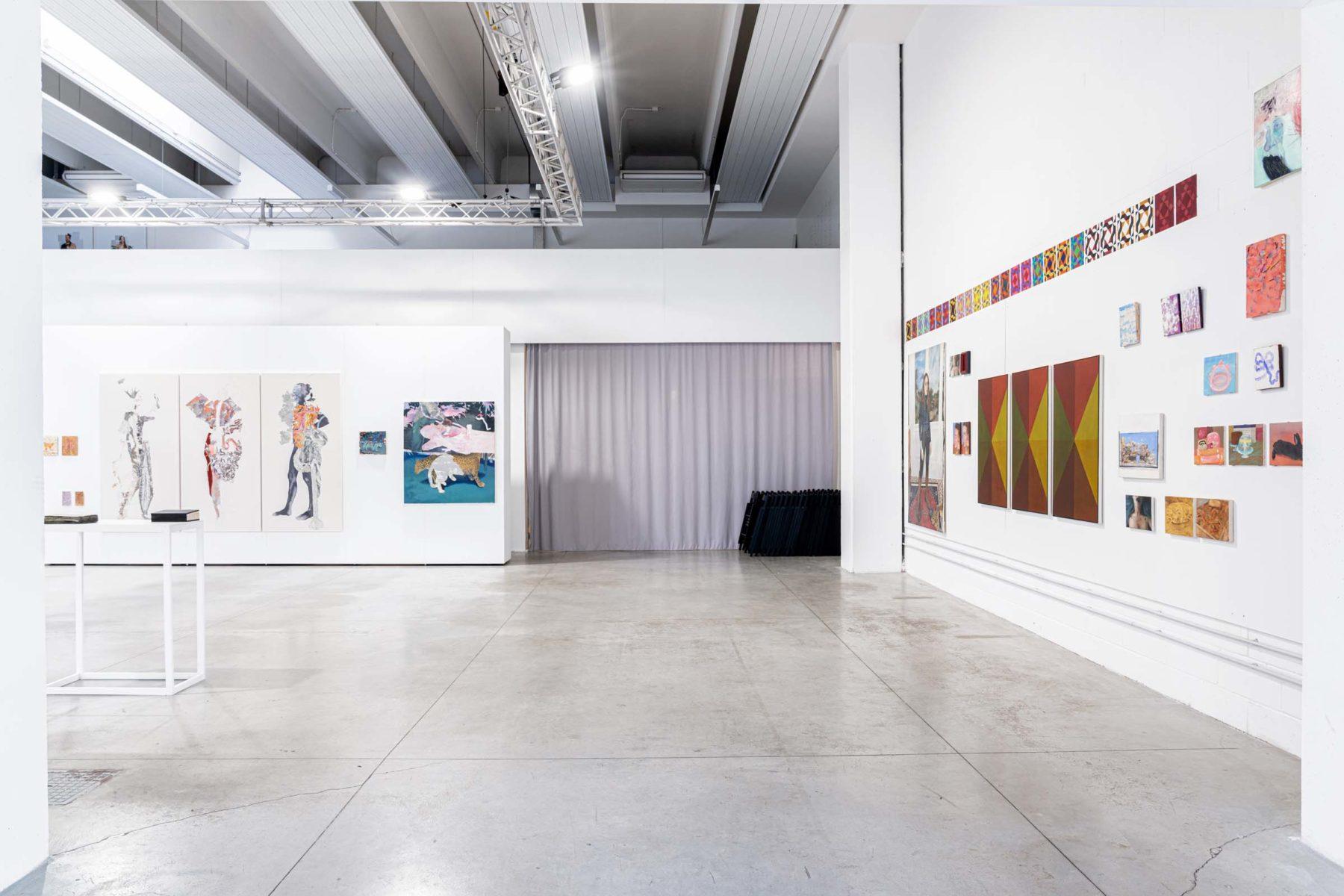 Extra Ordinario Appello, 2020, installation view, Vulcano, Venezia Marghera, ph. N.Covre
