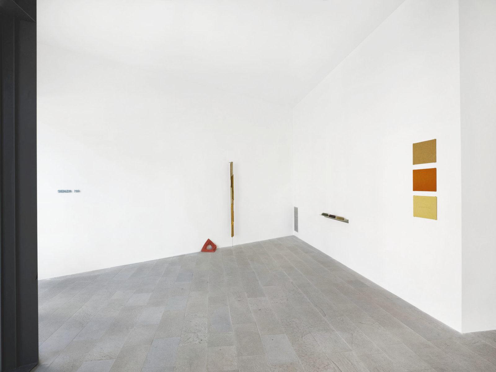 Penzo+Fiore, IlQuartoStato, Exhibition view, ph. G. Cecchinato