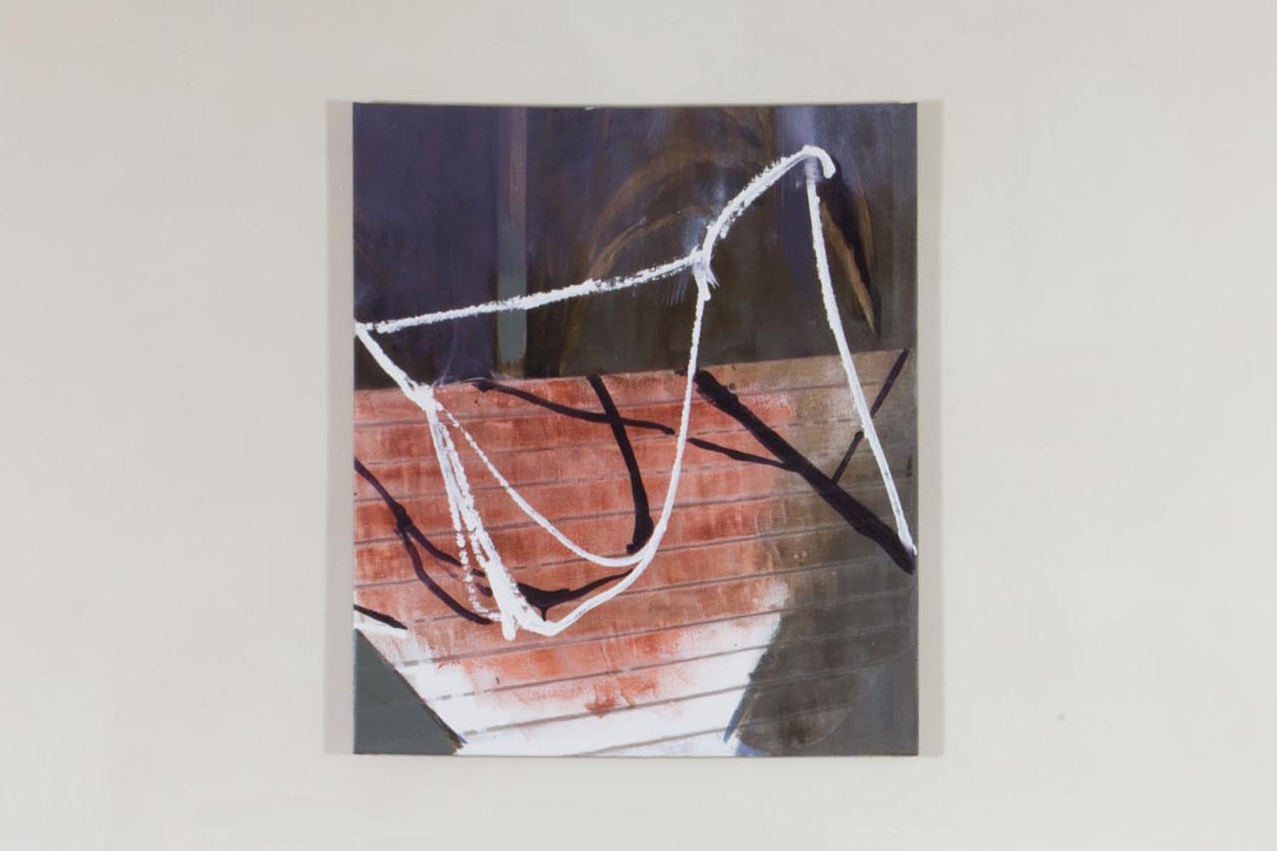 Graffiare il presente, vista della mostra (A. Scarabello), Casa Testori, Novate Milanese