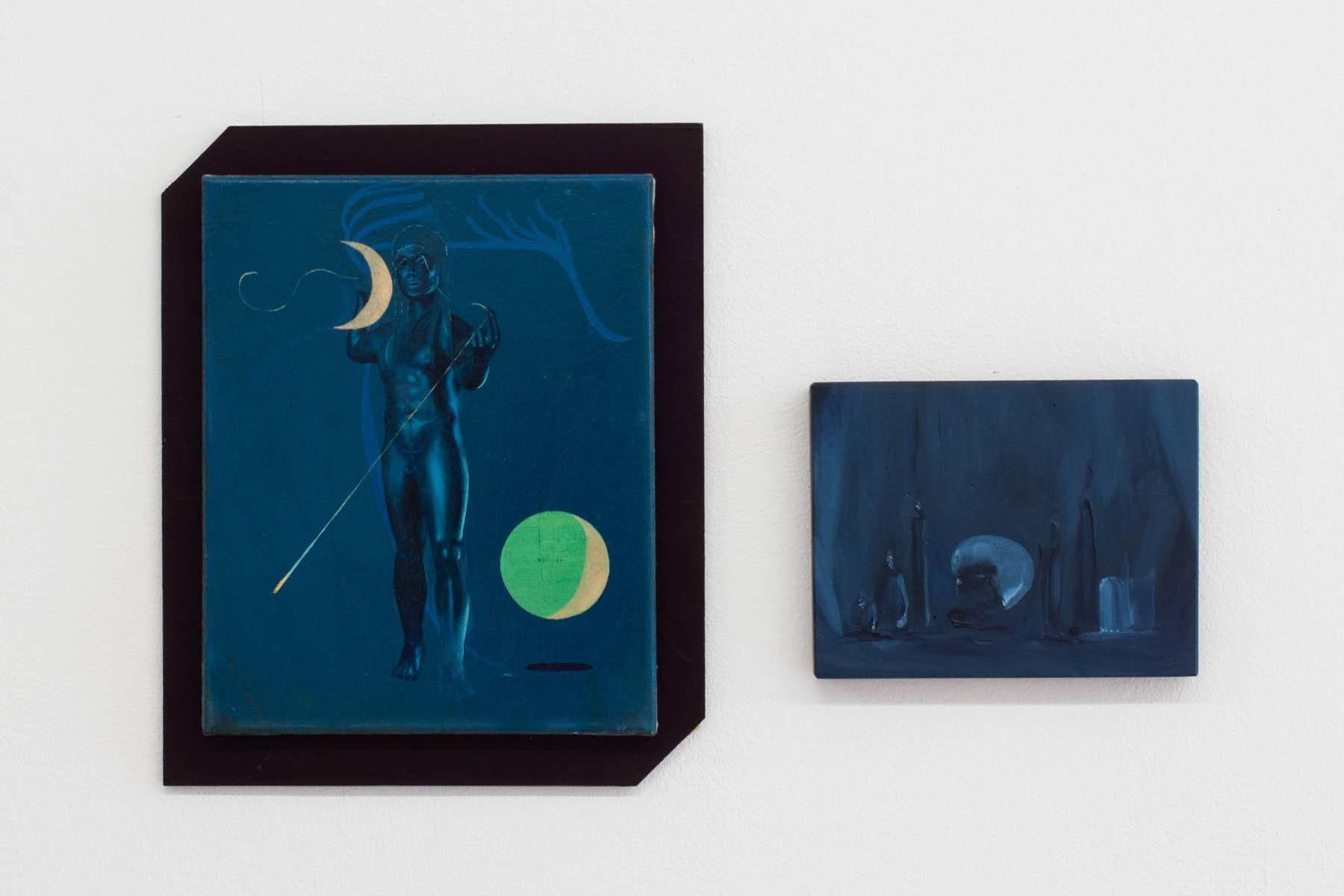 Margine, viste della mostra, Pordenone