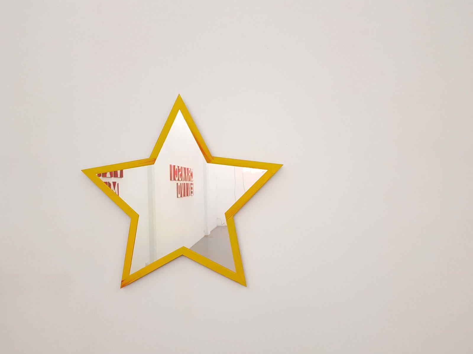 Nemanja Cvijanović, Dico sempre ciò che penso, 2019, installation view, Turin