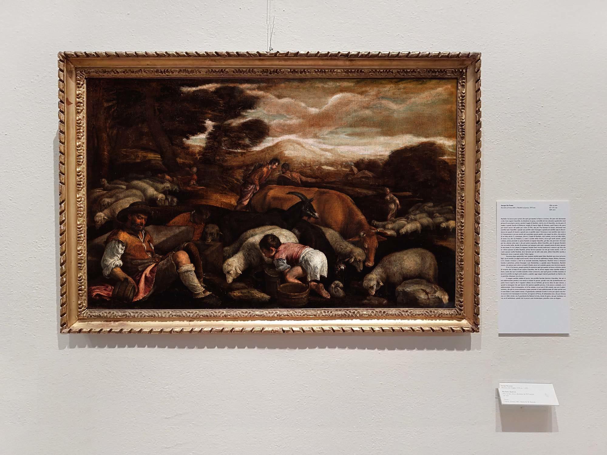 Antonio Guiotto, Senza titolo con didascalia, 2019, Museo Civico, Bassano d.G, vista della mostra