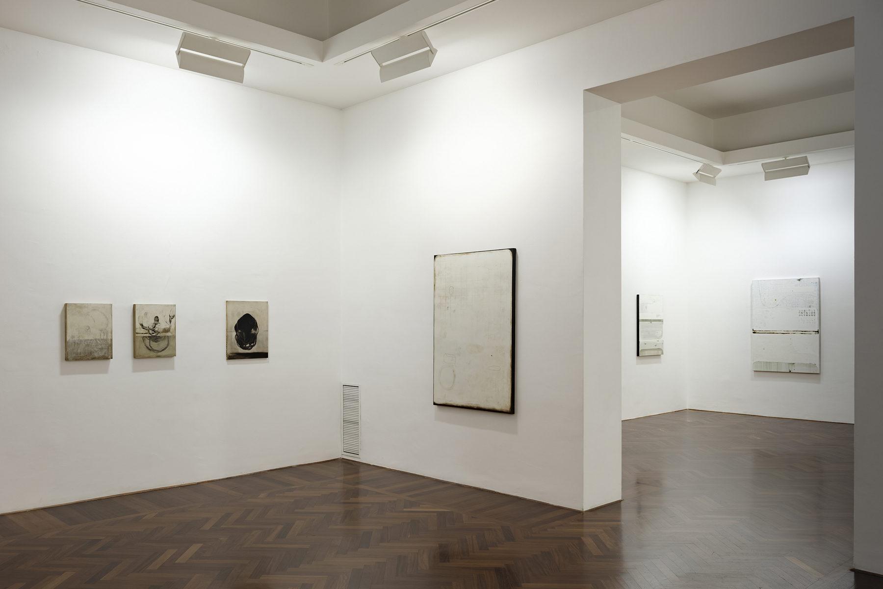 Mirko Baricchi, Derive, 2017, installation view, CAMeC, La Spezia