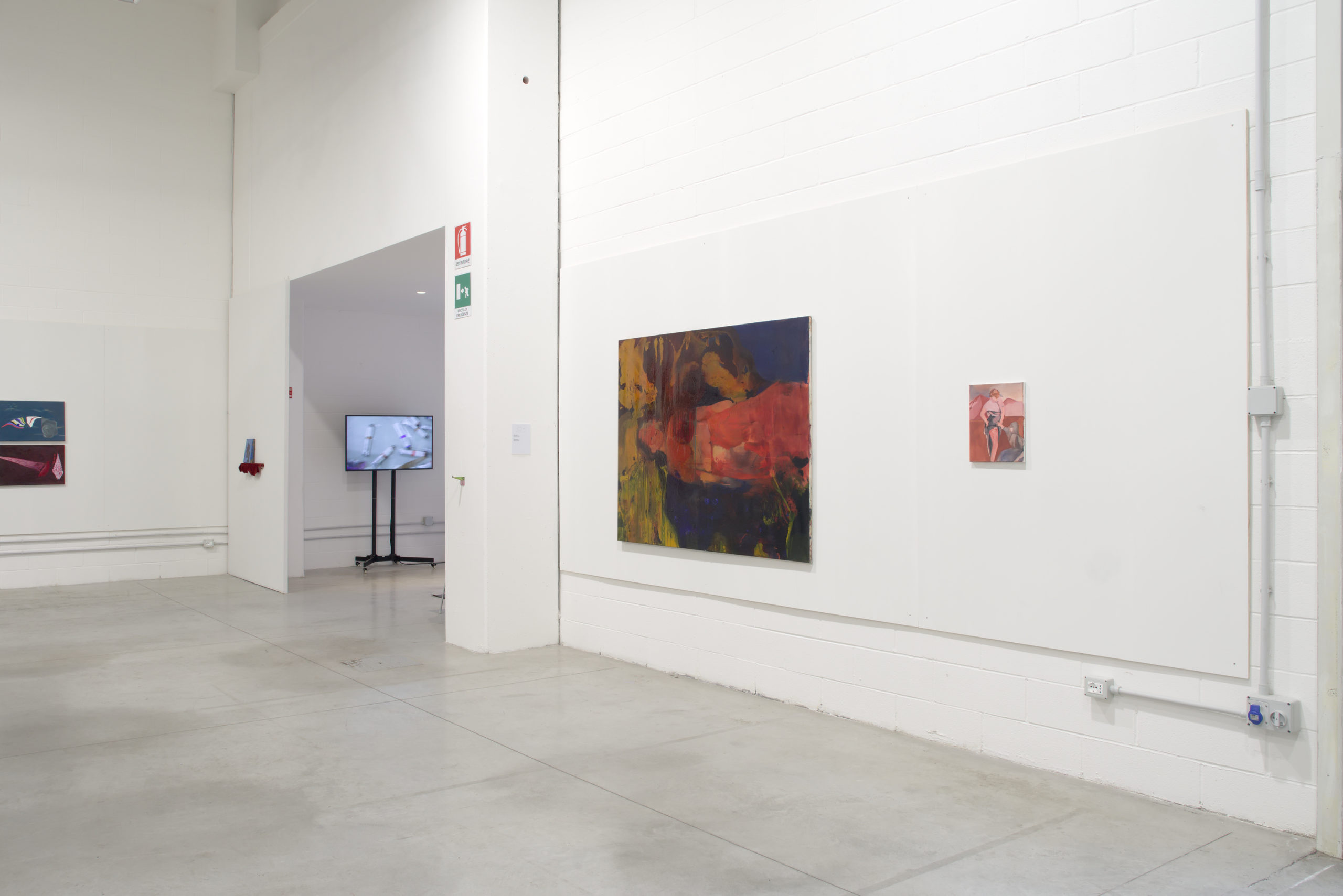 Fuori dal vaso, 2019, installation view, Vulcano, ph. C. Bettio