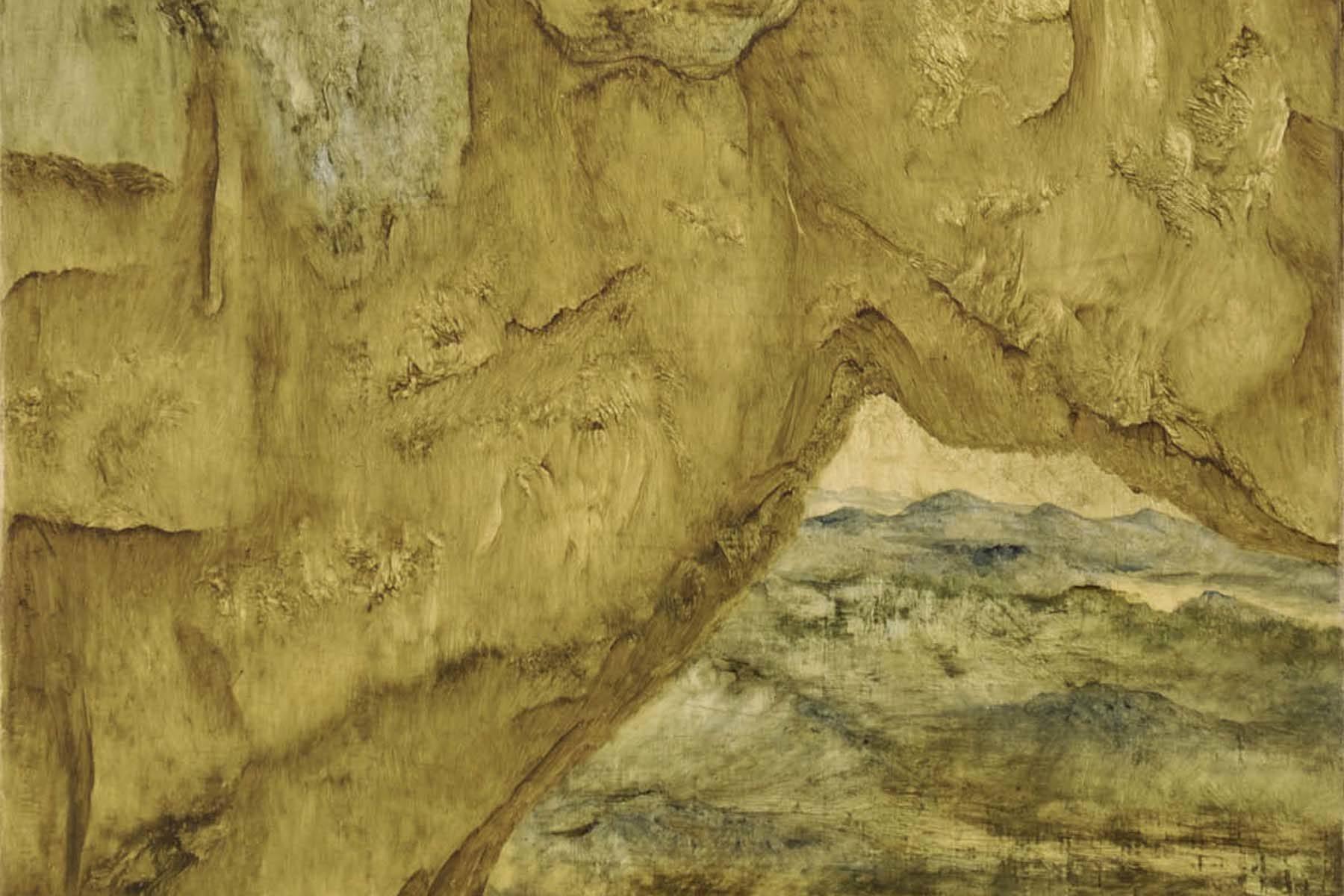 Juan Carlos Ceci, Un tranello, 2010, oil on canvas, 25 x 20 cm