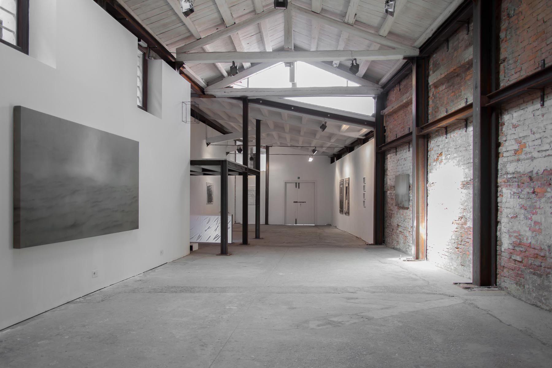 Les yeux qui louchent, show view, Galerie Alberta Pane, Venice