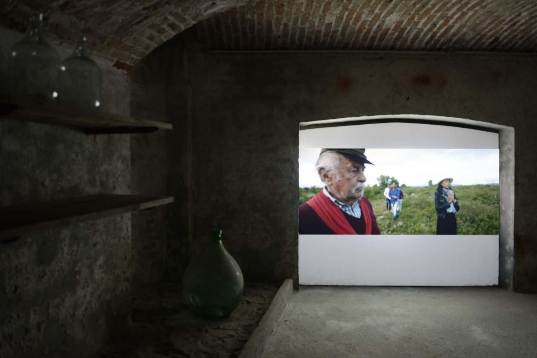 Libere Tutte, installation view, Casa Testori, Novate, 2019, ph. M.A. Sereni