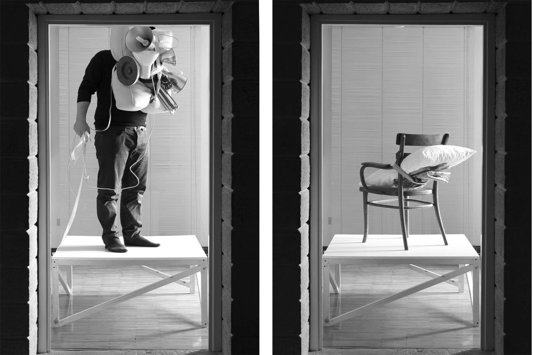 Michele Tajariol, Nothing is hidden, 2014, stampa fineart su carta fotografica, 31 x 43 cm ciascuno