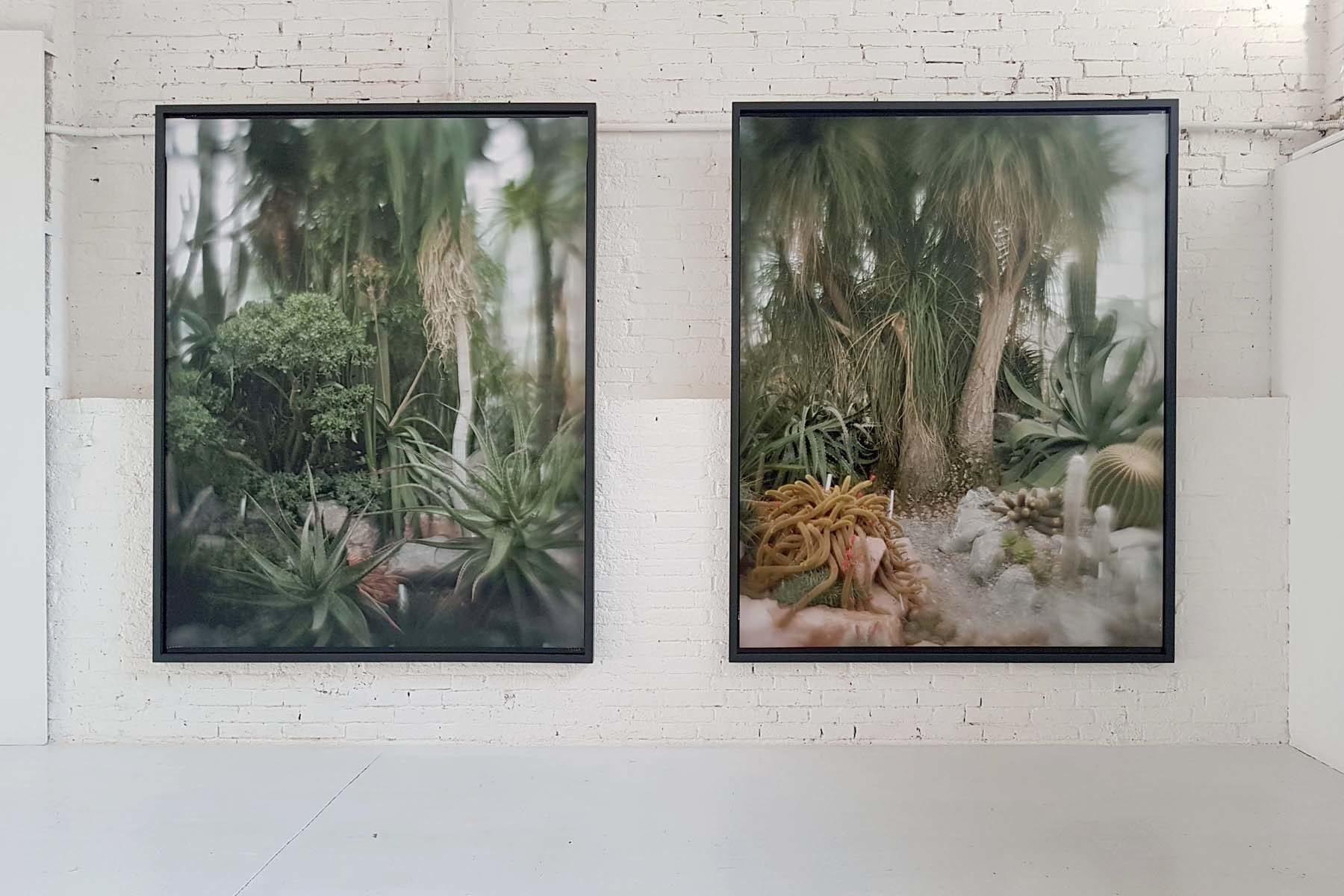 Vincenzo Castella, #04 Zurigo & #09 Zurigo, 2018, c-print, each 225 x 180 cm, ph. M. A. Sereni