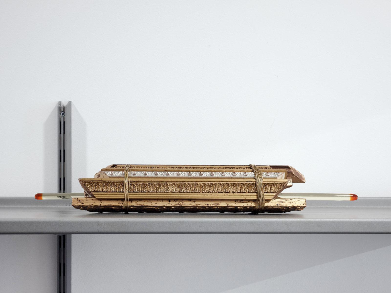 Penzo+Fiore, IlQuartoStato, Tabularium, Gold one – artist proof, 2019, ph. G. Cecchinato