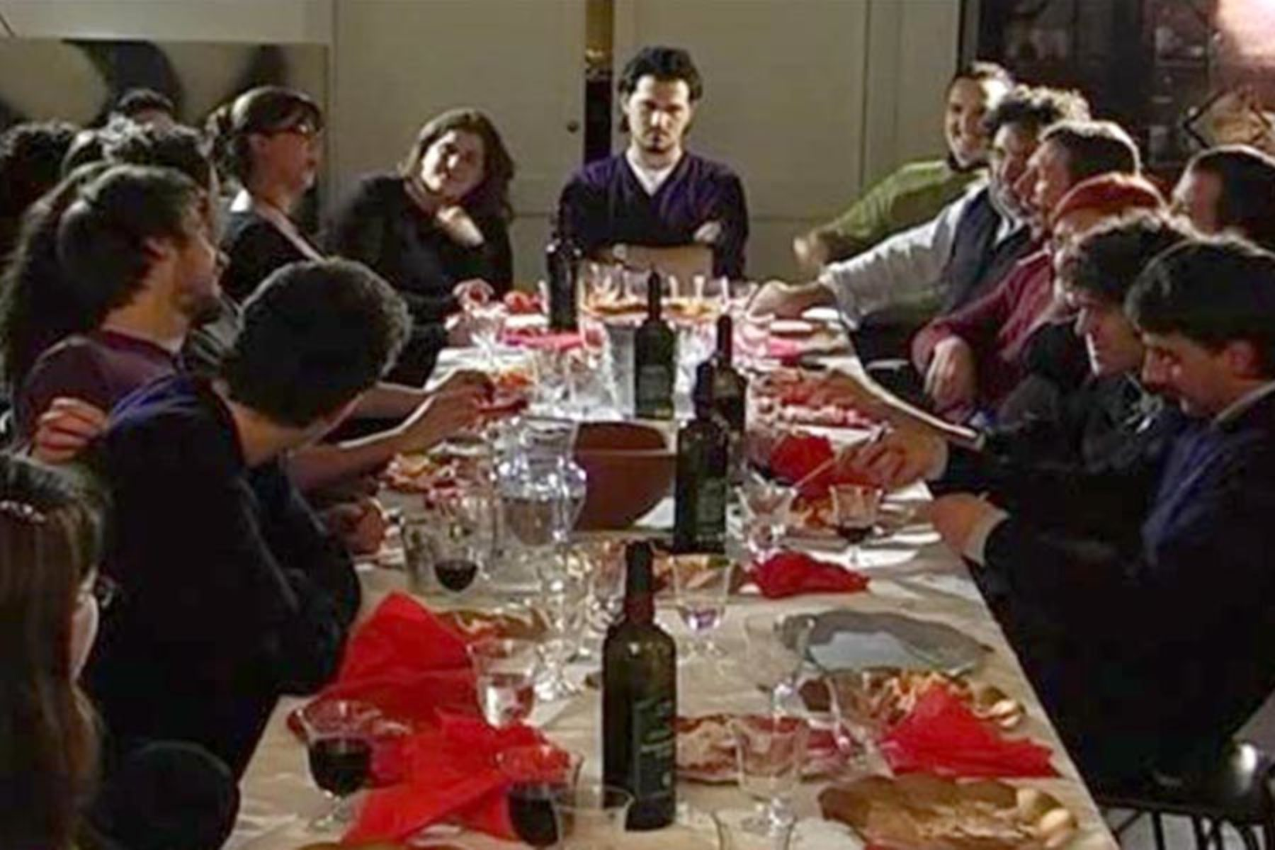 """Driant Zeneli, Orchestral Rehearsal, 2010, video, 7'00"""""""