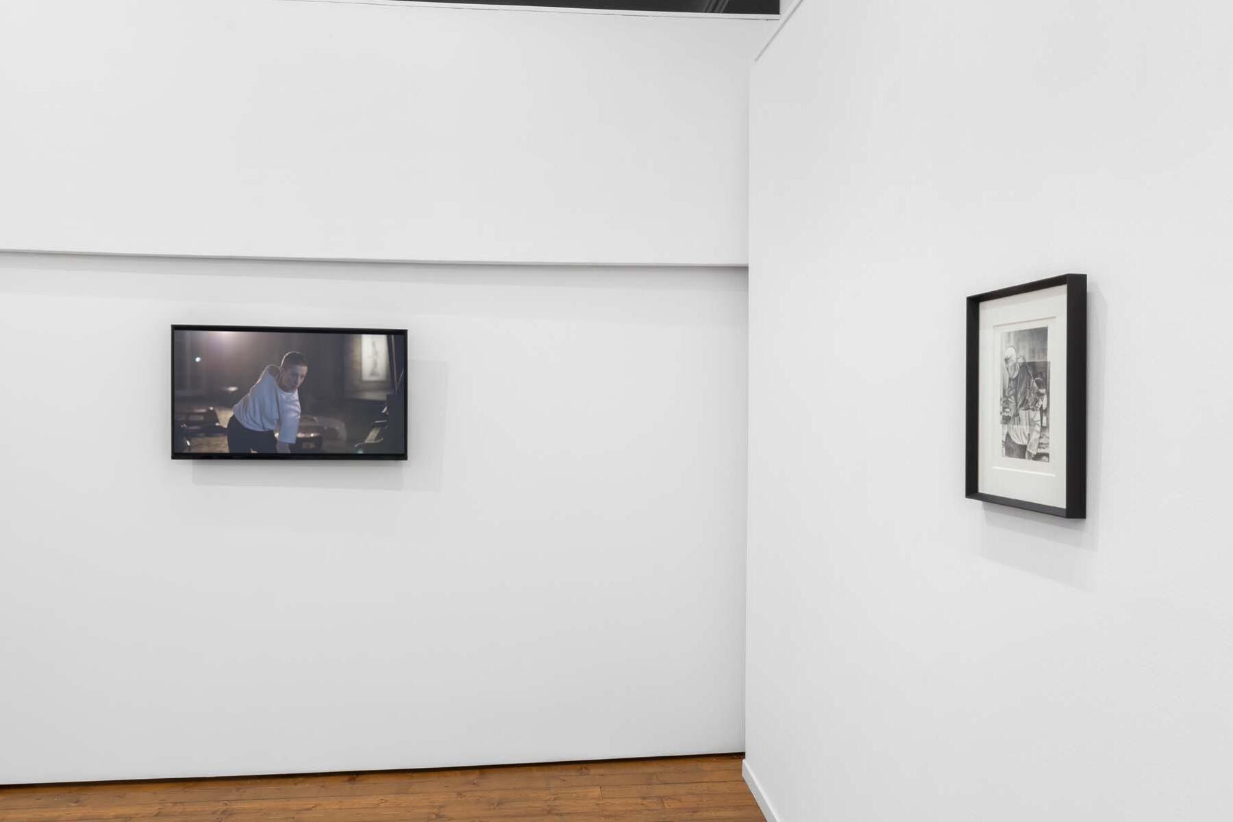 Filip Markiewicz, Road to Nowhere, installation view, C+N Canepaneri, Milano, ph. Mattia Mognetti