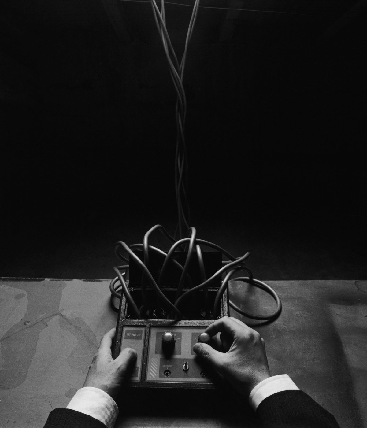 Francesco Nonino, Come se la vergogna, 2010, foto b-n