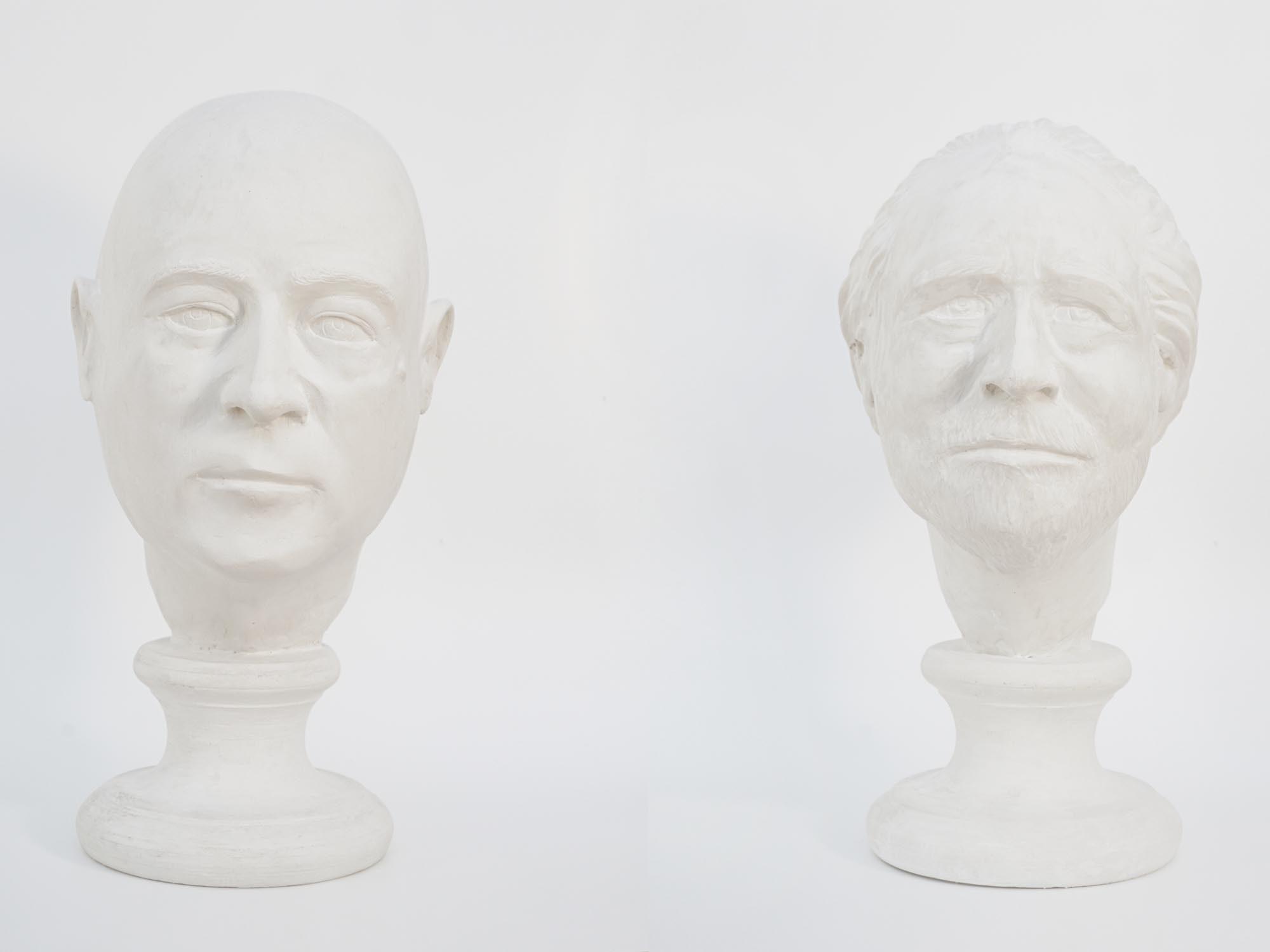 5. Antonio Guiotto, Senza titolo con didascalia, 2019, Museo Civico, Bassano d.G