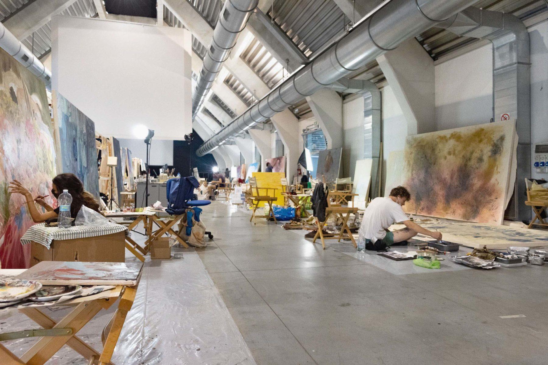 Extra Ordinario Workshop, 2020, Vulcano, Venezia Marghera, ph. C. Bettio