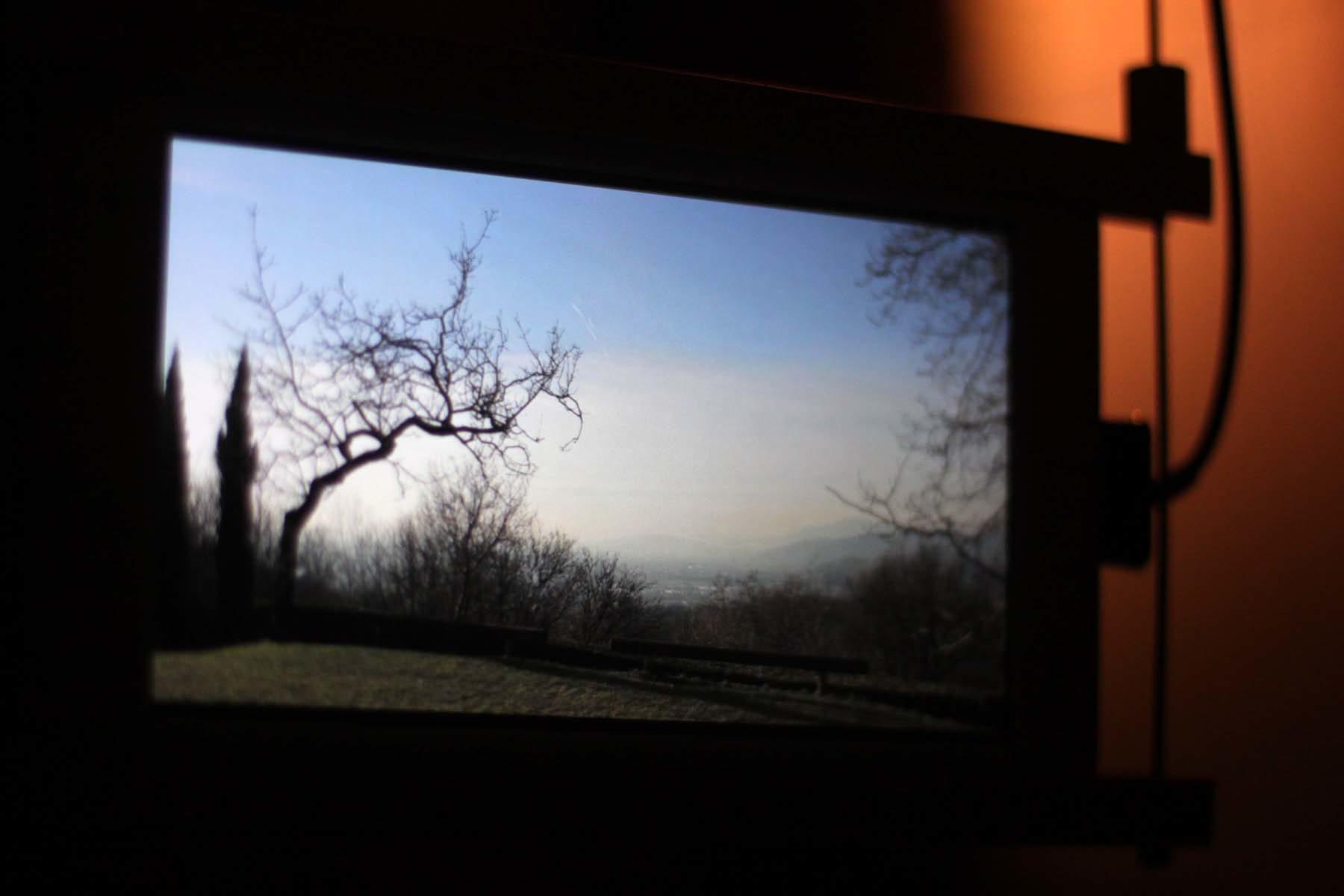 C. Luiselli, Rediscovered Horizons, 2015, istallation, Oratorio San Lupo, Bergamo, ph. V.Mussi