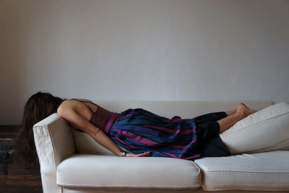 Mariana Kostandini, Untitled, 2012, lambda print on paper, 100 x 120 cm