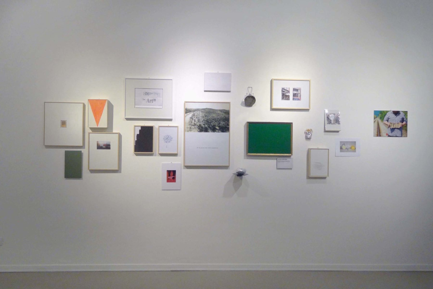 Matteo Attruia, Courtesy the Artist, 2012, installation, view at LipanjePuntin ArteContemporanea, Trieste