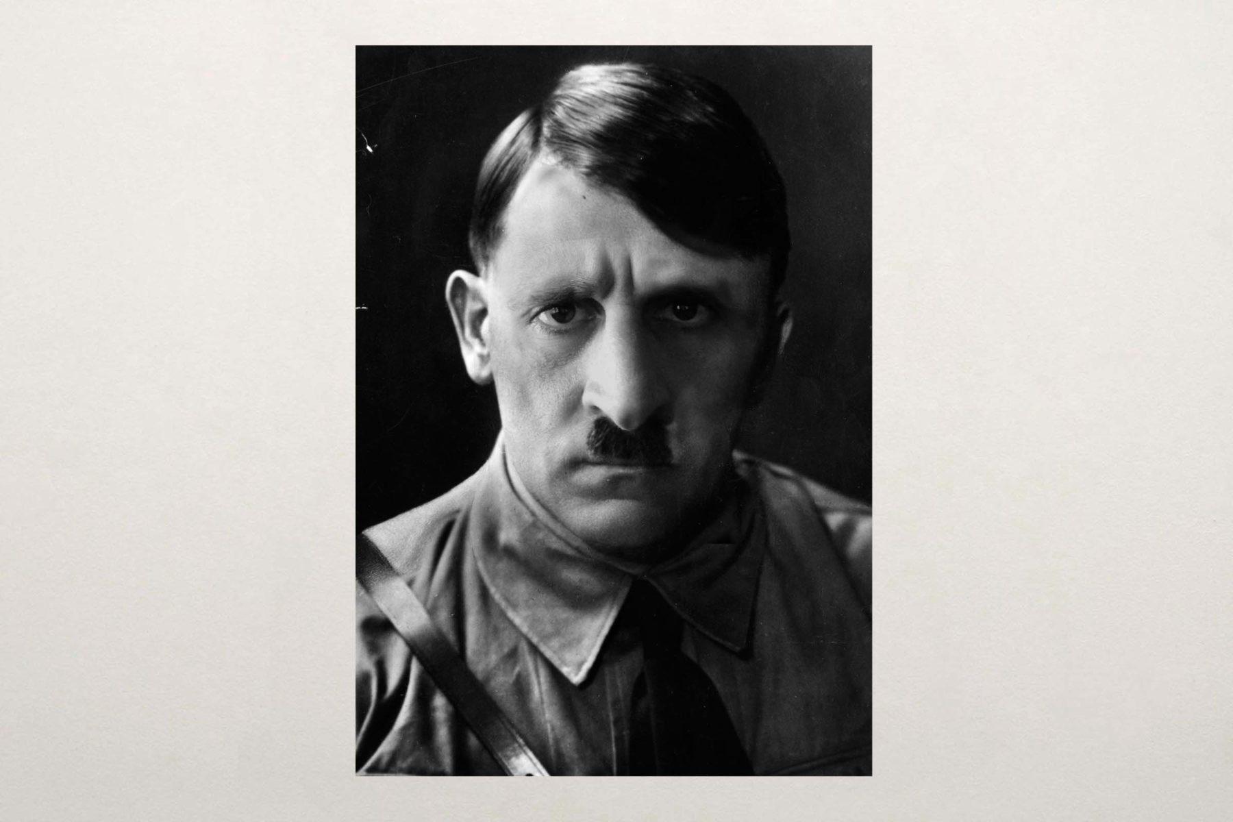 Matteo Attruia, Selfportrait, 2012, inkjet print
