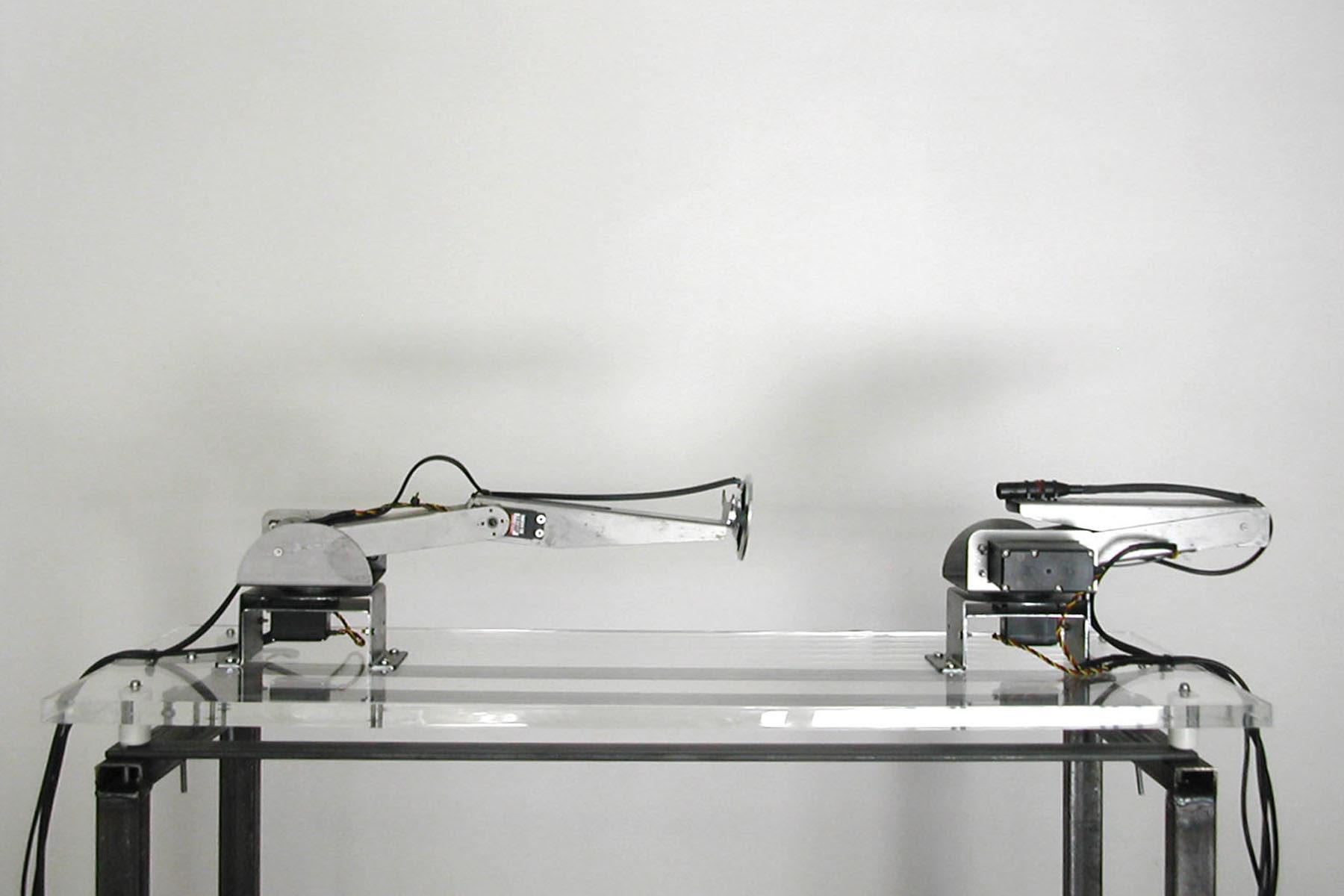 Roberto Pugliese, Equilibrium Variant, 2011, installation view at Galerie Mario Mazzoli, Berlin