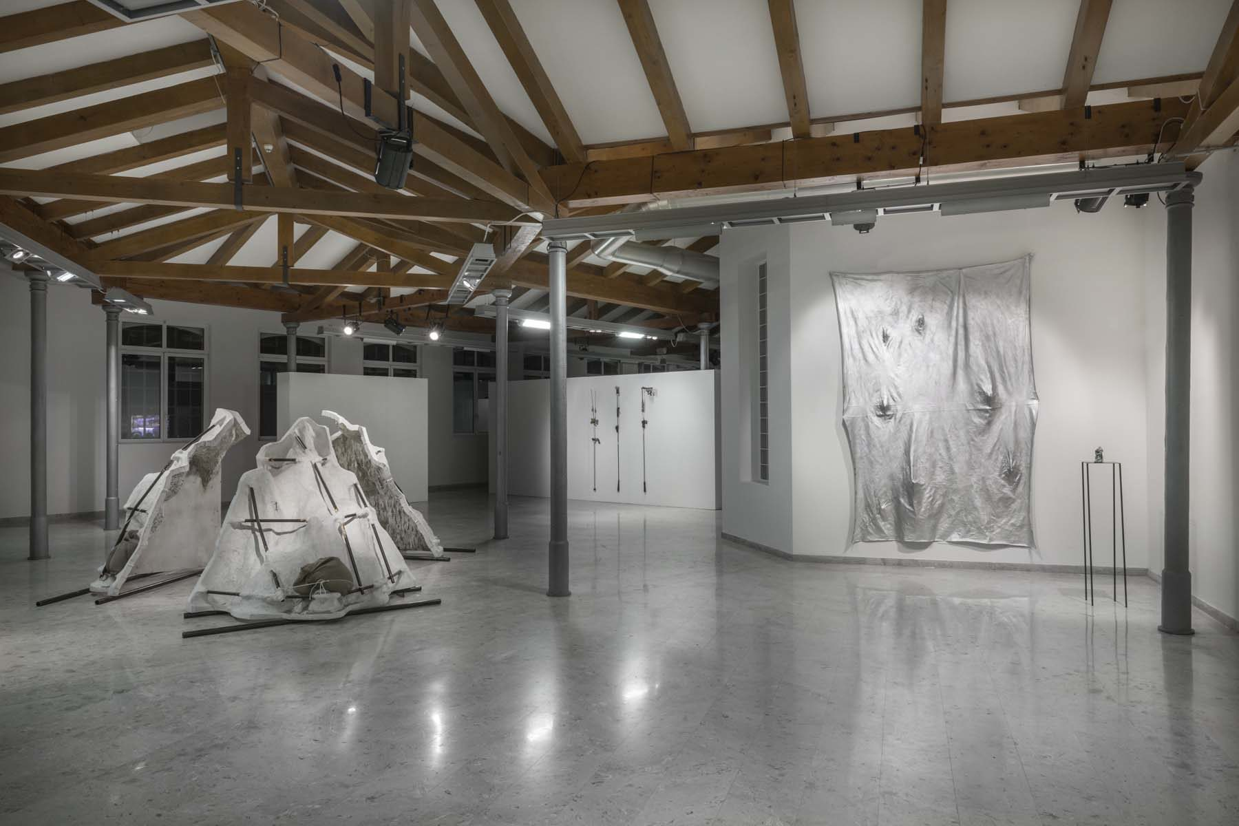 Intervallo di confidenza, GC.AC di Monfalcone, installation view, ph. A. Ruzzier
